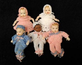 Baby Heidi Ott in crochet