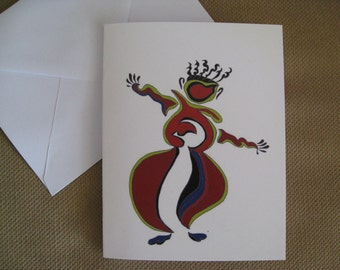 Blank note cards, greeting card, stationery