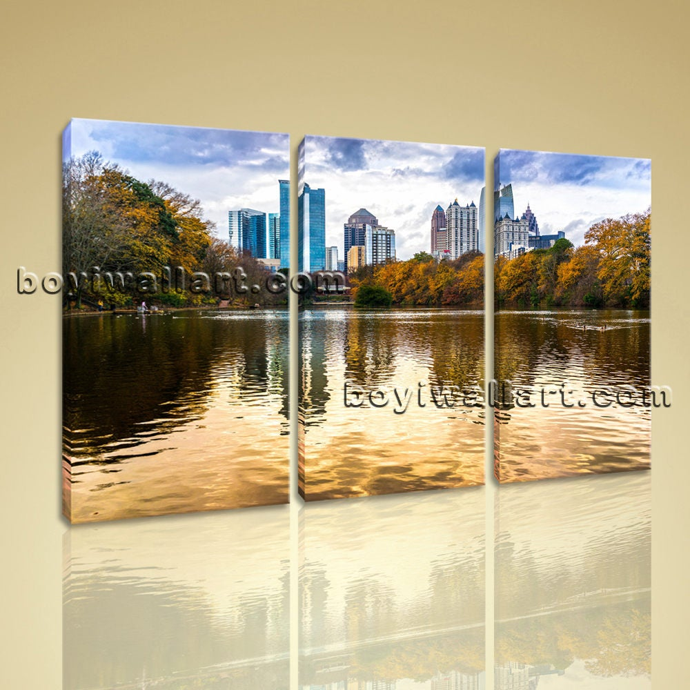 Fantastic Atlanta Wall Art Ideas - The Wall Art Decorations ...
