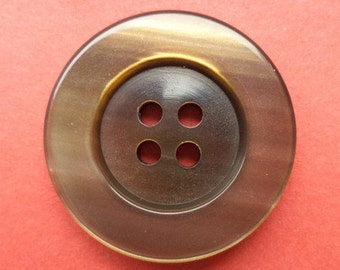 8 buttons Brown 23mm (3748) button