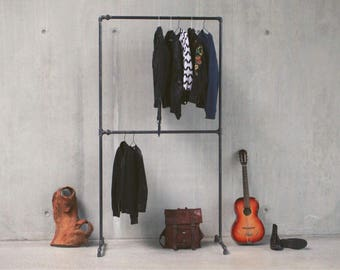 Clothes Rack industrial style - ANNA
