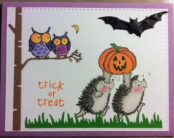 Trick Or Treat Critters