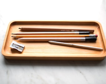 Catchall Tray / Valet Tray, Multi-Purpose, Reclaimed Douglas Fir Wood, Food Safe, Handcrafted, Handmade, Made in Canada