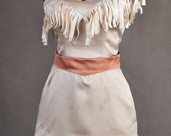 Disney Pocahontas Custom Made Cosplay Costume Gown & Pocahontas costume | Etsy