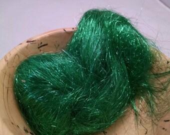 Green Angelina sparkle 1/4oz