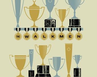 The Walkmen Gig Poster