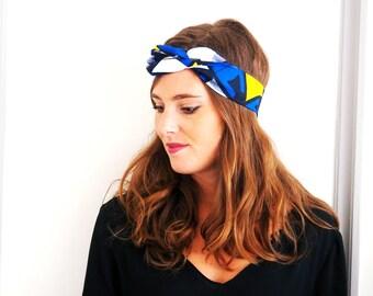 Headband in WAX PORTO NOVO