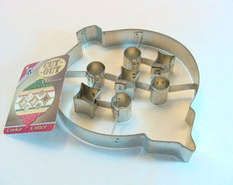 Delux Cut Out Ornament Cookie Cutter