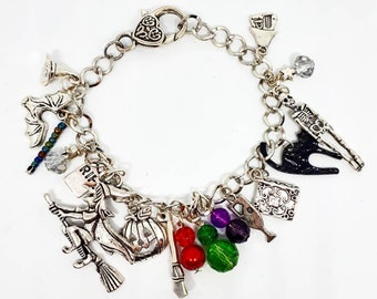 Hocus Pocus Charm Bracelet