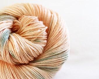 Garden Rose - Hummingbird - 50/50 non-superwash merino/ silk fingering weight