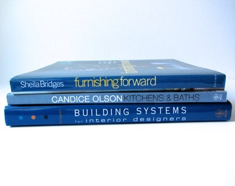 Shades of Blue Books (Set of 3)