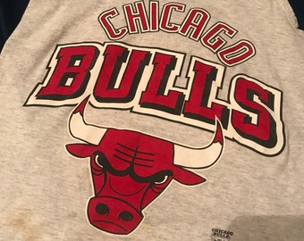 Vintage Chicago Bulls tank top