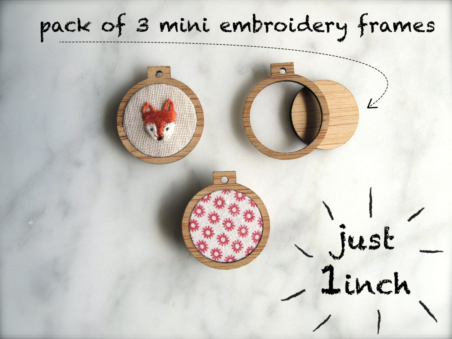 zoom - Embroidery Frames