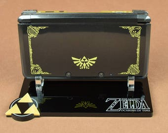 The Legend of Zelda: Ocarina of Time  Nintendo 3DS Display Stand