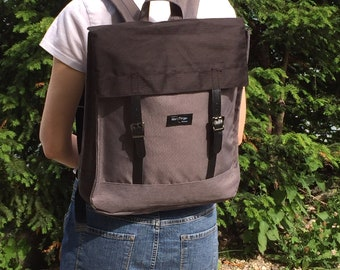 Backpack, laptop compartment