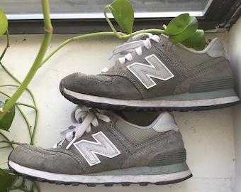 New Balance 574* Gray New Balance* Size 8.5 New Balance* US 8.5* Sneakers* Hipster* Hipster Shoes* Comfy Shoes* Size 8.5 Shoes* Size 39*