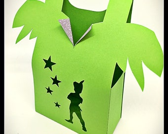 6 pack Peter Pan Party Favours