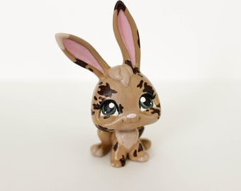 Custom Littlest Pet Shop Bunny