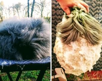 English Angora Wool