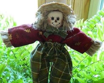 Scarecrow Doll  Pik