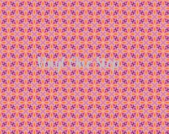 "Permanent Adhesive Printed Vinyl  12x12"" Vinyl Sheet Pattern  8"