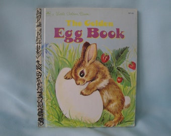 The Golden Egg Book/Little Golden Book/Margaret Wise Brown Author