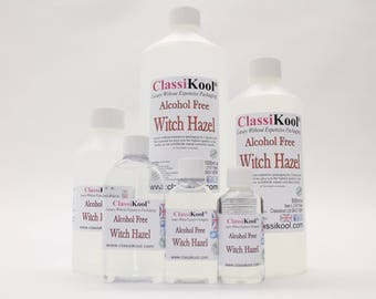 Classikool Alcohol Free Witch Hazel Astringent Herbal Cure Face/ Skin Care Toner