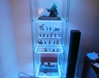 Detolf Custom LED Lighting Kit - RGB with power supply and remote
