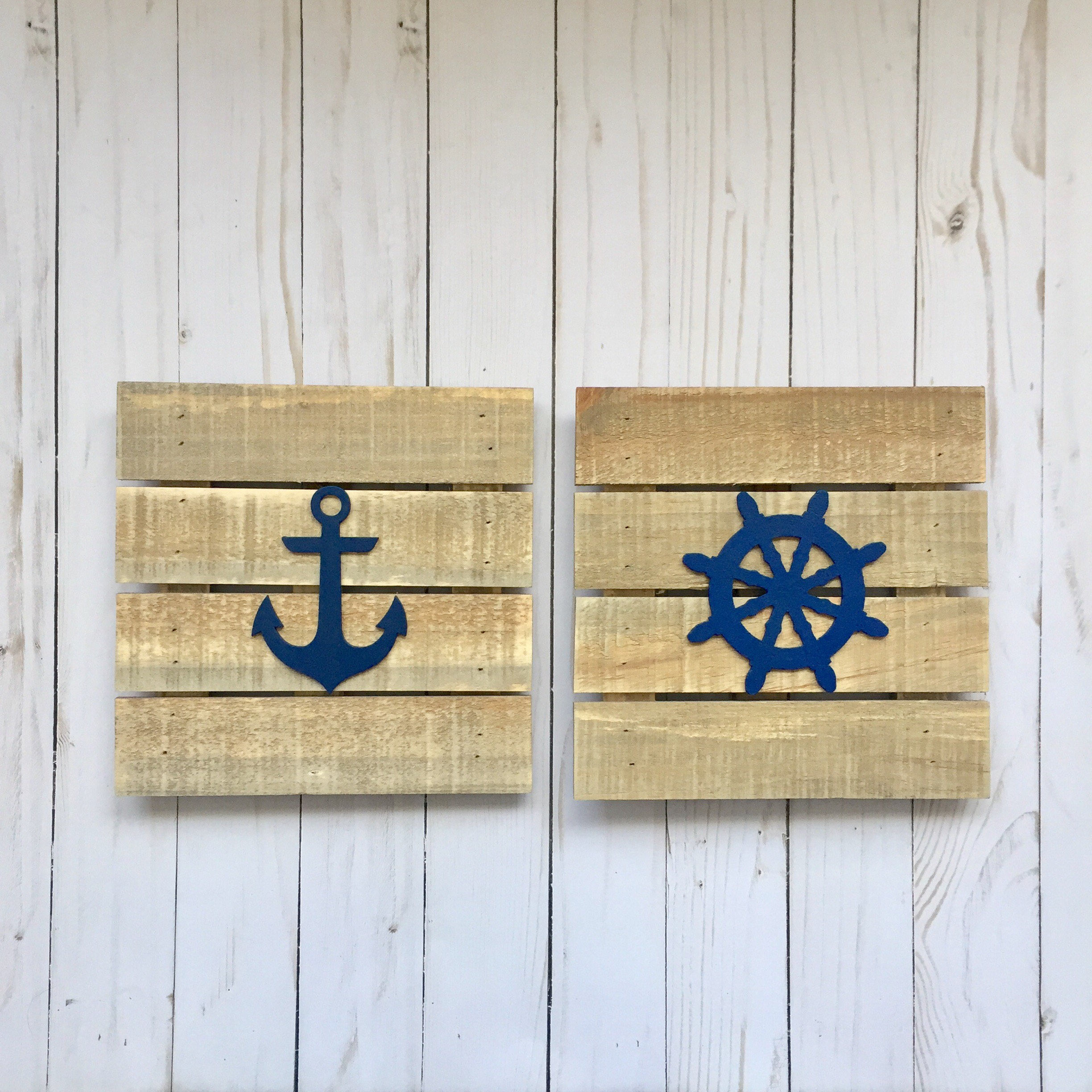 Comfortable Captains Wheel Wall Decor Images - The Wall Art ...