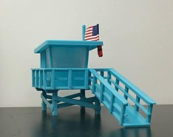 Lifeguard Tower Version 7