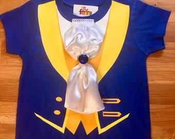 beauty and the beast shirt, beast shirt, Prince Charming , beauty and the beast party, boys shirt, prince, belle, beast custom