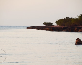 Aruba beach-beach photography-sand-ocean photography-vacation photo-sunset photo - Original fine art photography prints - FREE Shipping