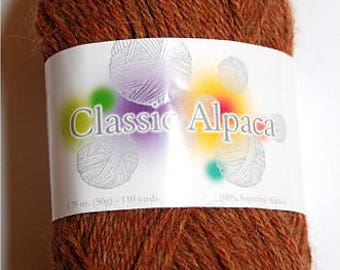 Clearance ~ Classic Alpaca ~ Color #2203  Fall Foliage