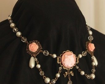 Royal Kitten Necklace