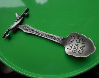 Spruce Goose Souvenir Spoon