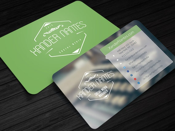 Social media designer business card photoshop psd template social media designer business card photoshop psd template instant download easy editing layered change colors and photos fast colourmoves Images