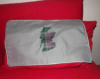 Tartan Scotland Cushion Cover