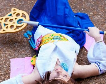Yuna Final Fantasy X Print  +Gift