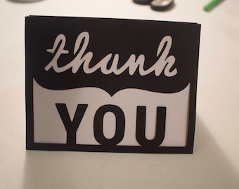Thank You Cards (Set of 10 cards)