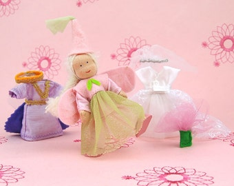 Marigold the Make Believer Dollhouse Doll