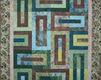 Step It Up Quilt Pattern