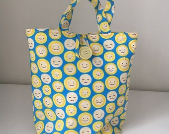 Happy Faces Gift Bag