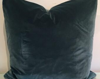 "24"" x 24"" Decorative Pillow Cover in Zoffany"
