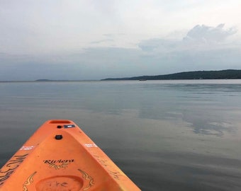 Lake Kayak Photography