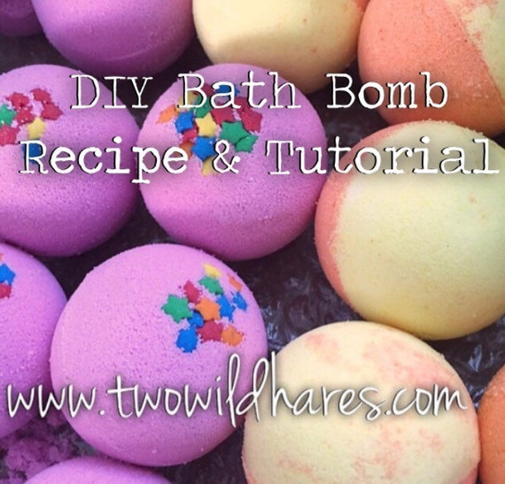 Diy bath bomb recipe tutorial guide two wild hares solutioingenieria Gallery