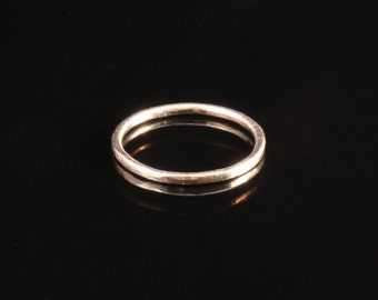 Sterling Silver Dainty Ring