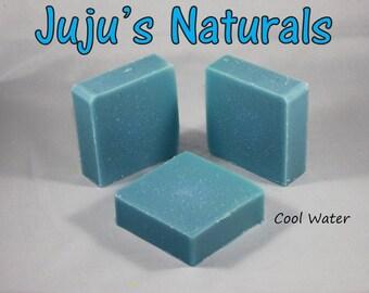 Cool Water - Handmade Soap