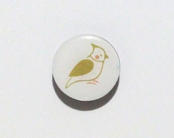 Bird Refrigerator Magnet / Bird Fridge magnet / Bird Magnet / Strong Magnet