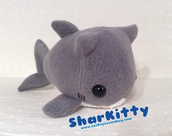 SharKitty Plush -Made to Order