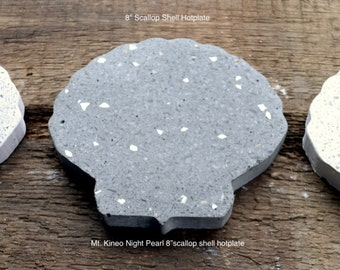 """Beachstone®  Sustainable Products  8"""" Scallop Shell"""